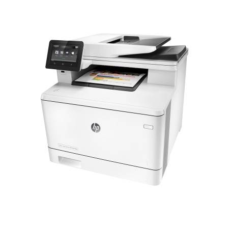 HP Color Laserjet Pro MFP M477FDW Multifunction Printer