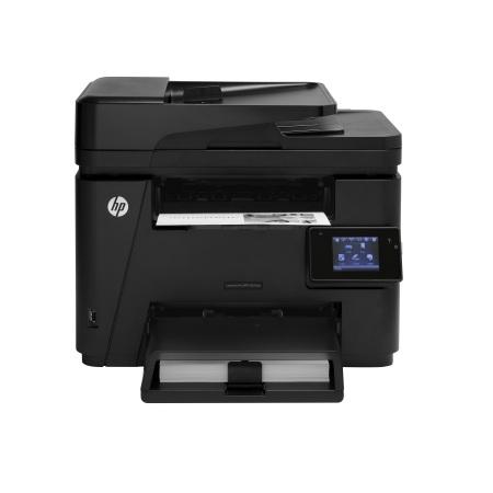 HP Laserjet Pro Mono MFP M225DW Printer2