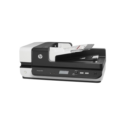 HP Scanjet Flatbed ADF 7500 Scanner1