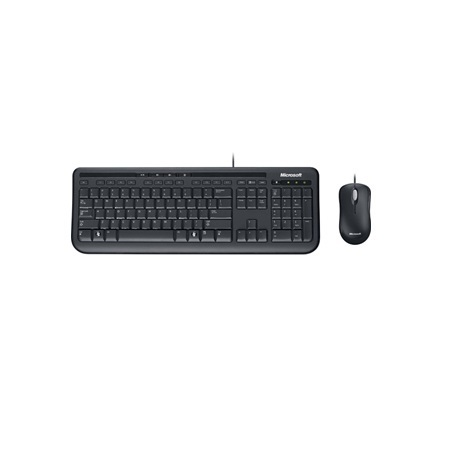 Microsoft Wired Desktop 600 Keyboard & Mouse