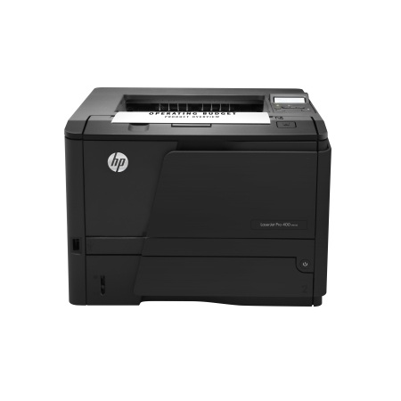 HP Laserjet Pro Mono SFP M401D Laser Printer