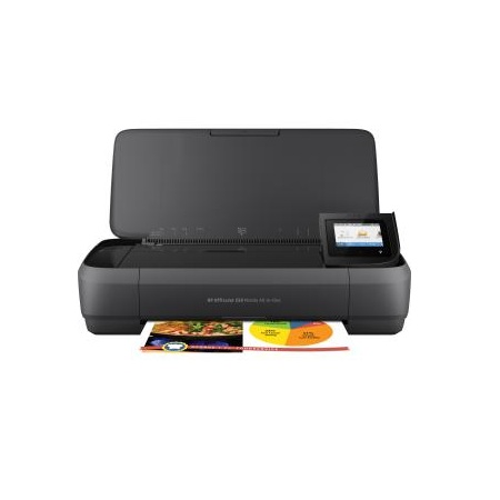 HP Officejet 250 AIO Mobile Inkjet Multifunction Printer3