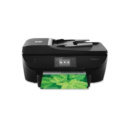 HP Officejet Mono OJ5740 E-AIO Inkjet Multifunction Printer4