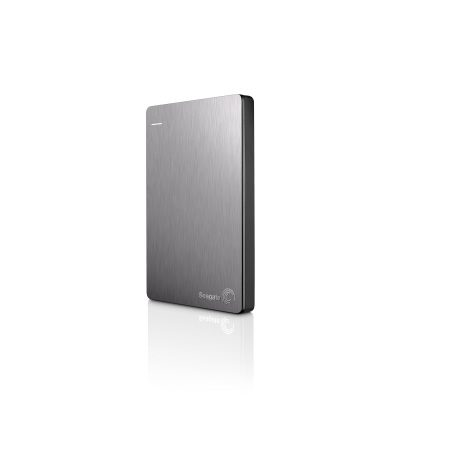 Seagate Backup Plus 2.5IN 1TB Silver USB 3.0 Portable Drive
