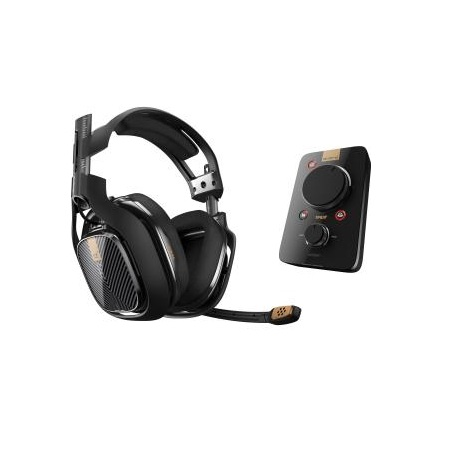 Bluemouth Interactive A40TR+MIXAMP Pro TR Headset2