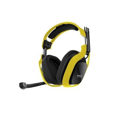 Bluemouth Interactive Astro A40 Neon PC Edition Yellow Headset1
