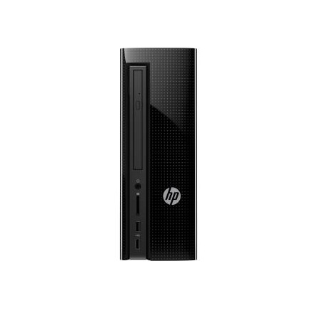 HP Slimline 260-p027d DT Desktop Computer