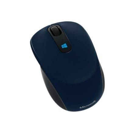 Microsoft Wool Blue Win7-8 Sculpt Mobile Mouse
