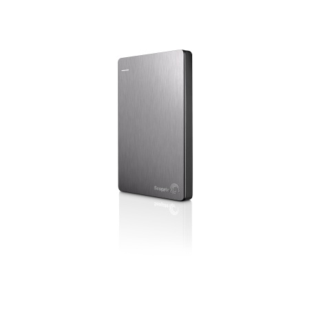 Seagate Backup Plus 2.5IN 2TB Silver Portable Drive