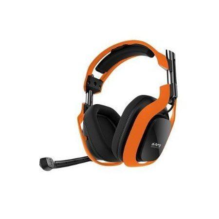 Bluemouth Astro Neon Orange PC Edition Headset
