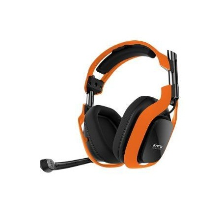 Bluemouth Astro Neon Orange PC Edition Headset