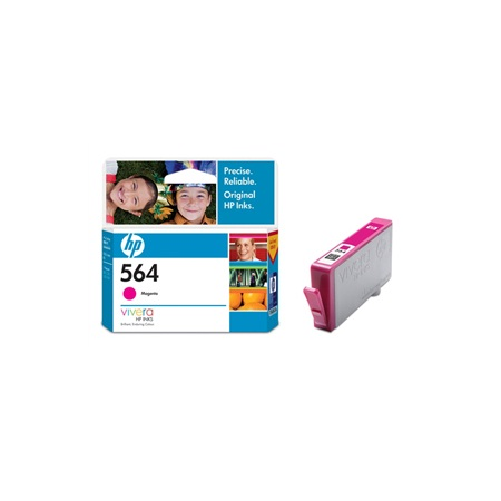 HP 564 CB319WA Original Magenta Ink Cartridge