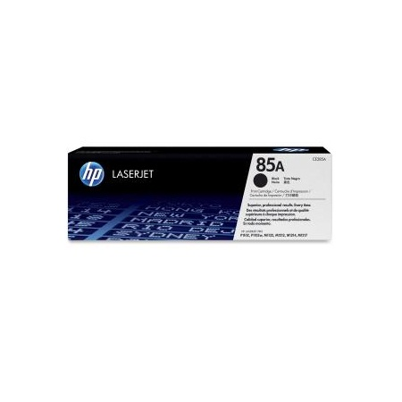 HP 85A Black Laserjet Original Toner Cartridge