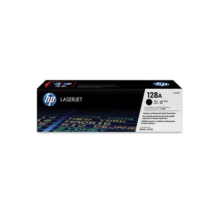 HP CE320A 128A Black Laser Toner Cartridge