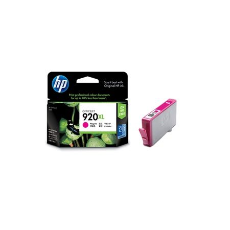 Hp 920XL Magenta Cartridge Inkjet Printer Supp