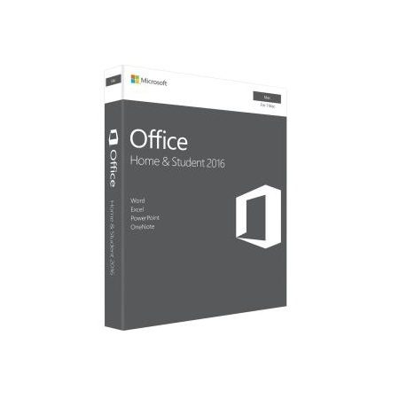 Microsoft Mac Home Student 2016 Retail Office Suite