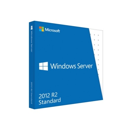 Microsoft OEM Windows Svr Std 2012 R2 x64 Engl