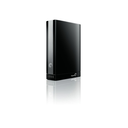Seagate Black V2 USB 3.0 6TB 3.5IN Backup Plus External Drive