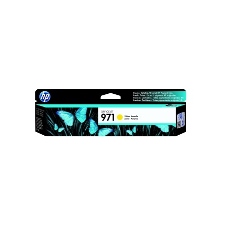 HP 971 Yellow Original Inkjet Cartridge