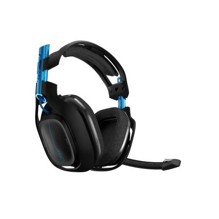 Bluemouth Interactive A50 Gen 3 Black - Blue PS4 Wireless Headset