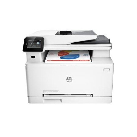 HP Flatbed Color LaserJet Pro MFP M274n Printer