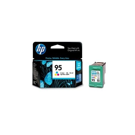 HP 95 TRI-COLOR C8766WA INK CARTRIDGE