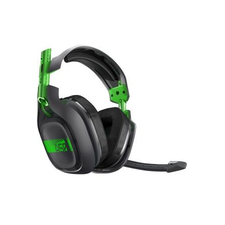 Bluemouth A50 Gen 3 Wireless Black Green XBO Headset3