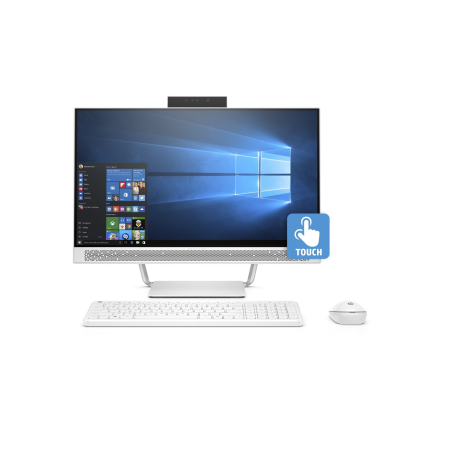 HP Pav 24-a273d Core i7-7700T All-in-One Computer