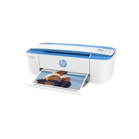 HP Deskjet 3720 MFP Blue Inkjet Multifunction Printer