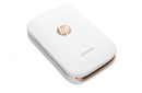 HP SPROCKET WHITE PHOTO PRINTER