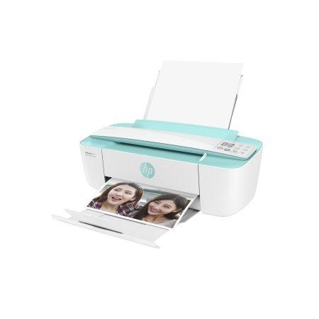 Hp Deskjet 3721 MFP Seagrass Green Multifunction Printer