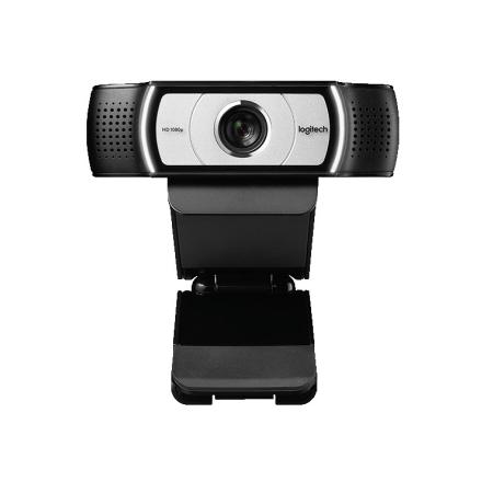Logitech C930e USB 2.0 30 fps Webcam