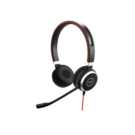 Jabra Evolve 40 UC StereoHD Audio Headset1