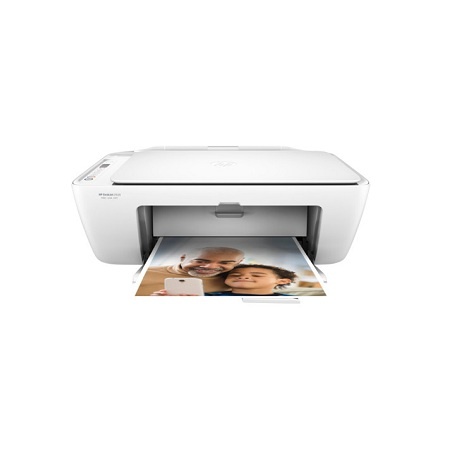 HP Deskjet 2620 White All-In-One Printer