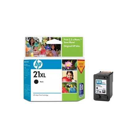 Hp 21XL C9351CA 475 Pages Black Ink Cartridge