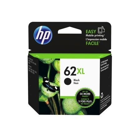 HP C2P05AA 62XL Black Ink Cartridge