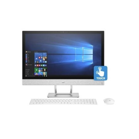 HP Pavilion 24-r074d Core i7-7700T All-in-One Computer